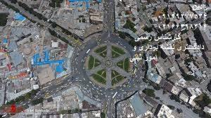تفسیر عکس های هوایی و ماهواره ای برای حل اختلافات