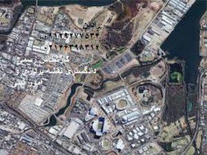 حل اختلافات ملکی بر سر مرزها با تفسیر عکس هوایی