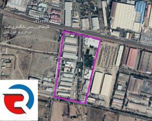 گزارش تفسیر عکس هوایی برای تعیین سابقه احیا