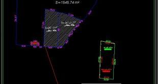 جانمایی ثبتی ملک و تهیه نقشه UTM برای ثبت