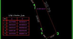 ارجاع کلیه کار های ثبتی ملک برای اداره ثبت منطقه 1 تهران